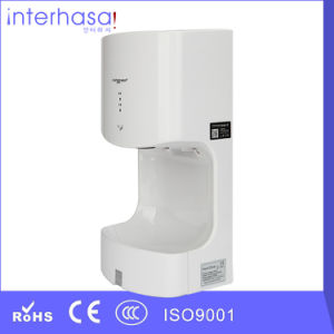 Bathroom White Sanitary Ware Products High-Speed Portable Hand Dryer pictures & photos