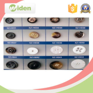 Shank Button Multi Color Can Be Chosed Resin Buttton pictures & photos