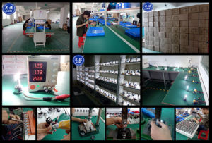 Hot Sale HID Bulb and HID Kit From The Factory with 4800lm LED Headlight and Auto Light pictures & photos