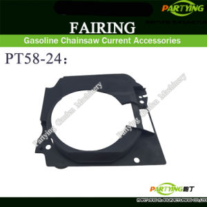 Komatsu Gasoline Chainsaw Part Spare Parts 42cc 52cc 58cc 4500 5200 5800 Starter Plastic Fairing