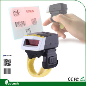 Wireless Wearable Ring Scanners/ Bluetooth Bar Code Reader / Scanner Fs02 pictures & photos