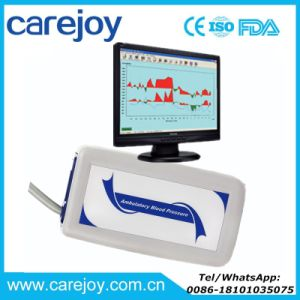 Hot Selling 24 Hour Bp Measurement Automatic Abpm Ambulatory Blood Pressure Monitor Analysis Software-Maggie pictures & photos