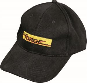 Baseball Cap Black with Forge Logo Gym Equipment OEM pictures & photos