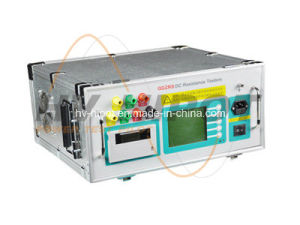 DC Winding Resistance Tester GDZRC-20A pictures & photos