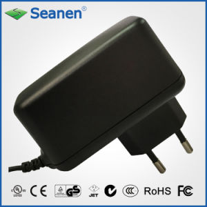 12watt/12W Power Adapter with Europe Pin/EU Pin, GS, Ce Certificated pictures & photos
