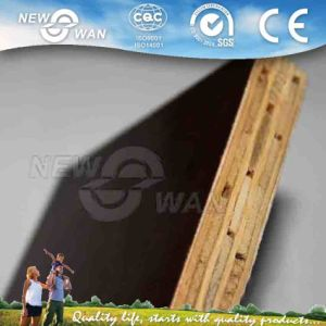 Bamboo Film Faced Plywood / Formwork Plywood System pictures & photos