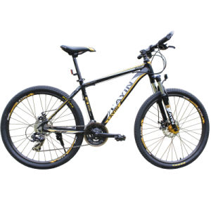 Aluminum Frame Mountain Bike Fitness Bicycle pictures & photos