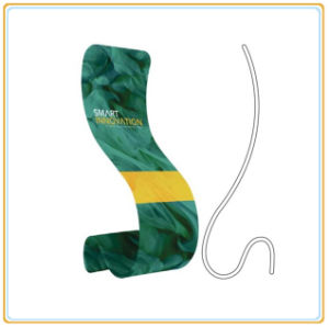 Curvy Tension Fabric Banner Stands for Promotion pictures & photos