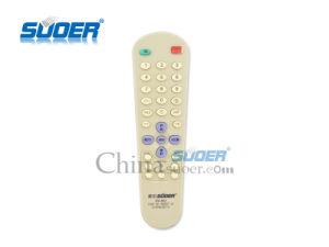 Suoer Low Price Universal TV Remote Control LCD TV Remote Control Smart TV Remote Control (RM-905) pictures & photos