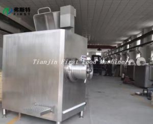 Stainless Steel Automatic Meat Mincer Meat Grinder for Meat Processing Machine pictures & photos