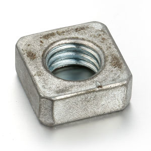 Made in China Hardware Nut Square Nut Carbon Steel Nut