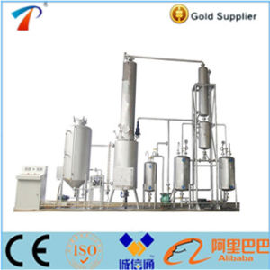 Waste Engine Oil Distillation for Diesel Base Oil Treatment Machine (EOS) pictures & photos