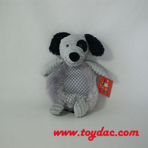 Grey Dog Bell Sound Soft Pet Toy pictures & photos