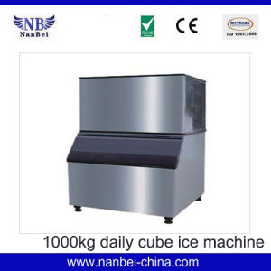 Small Capacity Ice Maker Cube Ice Making Machine for Home pictures & photos