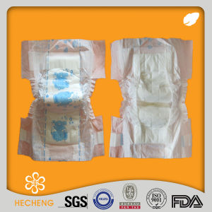 Wholesale Disposable Cotton Brand Baby Diaper for Baby pictures & photos