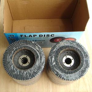 Premium 100X16mm Zirconia Flap Disc pictures & photos