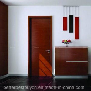 latest Design Lower Price for MDF Wooden Door pictures & photos