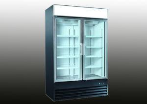 1000L Double Door Upright Freezer pictures & photos