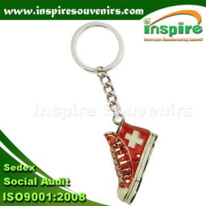 Metal 3D Sport Shoe Keychain for Souvenir (SK624) pictures & photos