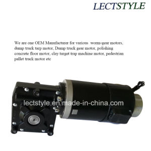 24V 100W DC Double Door Sliding Glass Door Motor pictures & photos
