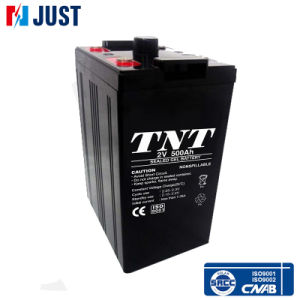 2V 500ah Sealed Gel Battery Solar Battery pictures & photos