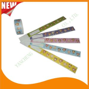 Entertainment Tyvek Customed Cheap Party VIP Paper Wristbands Bracelet (E3000-1-5) pictures & photos
