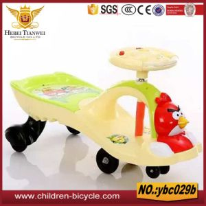 Birds Head Toy with Music and Lights on Baby Swing Car pictures & photos