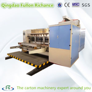 Carton Machine Series Carton Box Manufacturing Machines Price pictures & photos