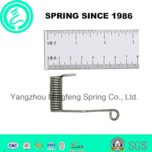Custom Spiral Adjustable Stainless Steel Torsion Spring pictures & photos