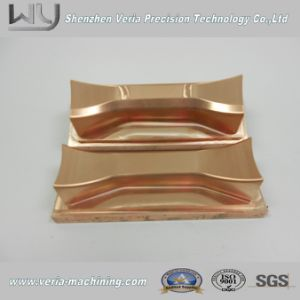 Precision CNC Machining Part Milling Copper Machine Part / CNC Machined Brass Part Electrode Hardware Spare Part