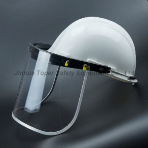 PVC or PC Screen Faceshield Visor (FS4013) pictures & photos