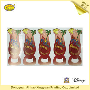 Custom Packaging Self Paper Sticker Car Label pictures & photos