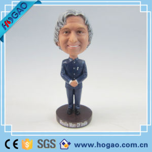 Lovely and High Quality Bobble Head Polyresin Figurines Resin Craft pictures & photos