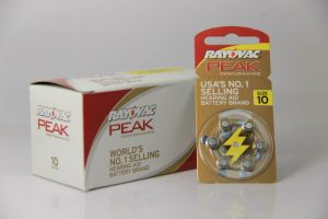 Hearing Aids Battery All Sizes, Rayovac, Best Selling in The World, UK Origin
