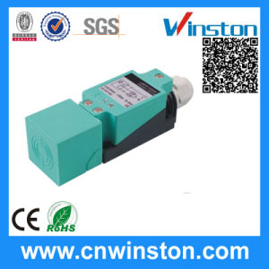 Induction Displacement Volume Current/Voltage Type Inductive Linear Sensor with Ce (XMF37) pictures & photos