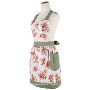 OEM fashion Flower Printed Kitchen Masonic Aprons pictures & photos