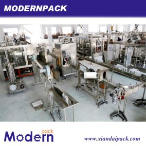 Washing Filling Capping Monoblock Machine (CGF18-18-6) pictures & photos