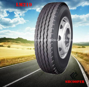 Long March Steer/Trailer Truck Tyre with tube (LM219) pictures & photos