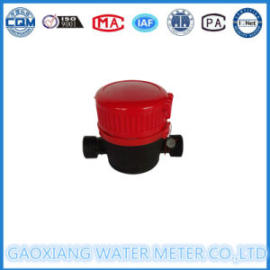 Single Jet Nylon Hot Water Meter pictures & photos