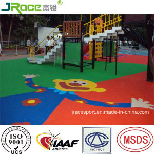 SBR Rubber Price for Kid Outdoor Playground pictures & photos