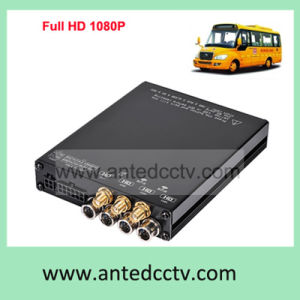 China HD Sdi Mobile DVR for Vehicles School Buses Trucks Taxis CCTV Video Monitoring System pictures & photos