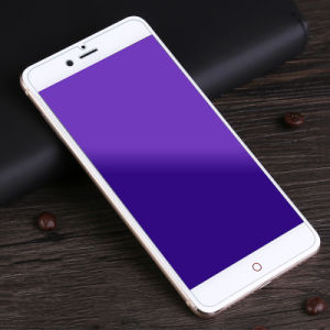 Anti-Blue Light Cellphone Accessories Tempered Glass Film for Nubia Z11 Phone Screen Protector pictures & photos