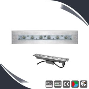6W/9W IP67 Linear LED Inground Light pictures & photos
