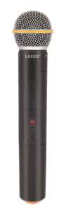 Lx-98II Fixed Frequency Dual Channel UHF Wireless Microphone pictures & photos