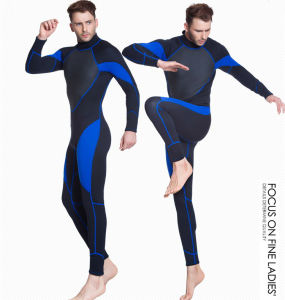 Custom Full Body Neoprene Scuba Diving Wetsuit for Men pictures & photos
