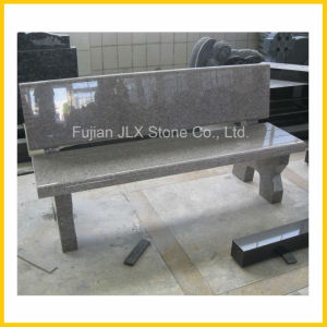Wholesale Granite Stone Garden Bench pictures & photos