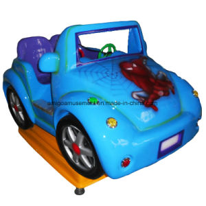 Open-Car Kiddie Ride Children′s Swing Machine for Business Use pictures & photos