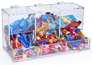 Acrylic Sweet Candy Case for Snack Store pictures & photos