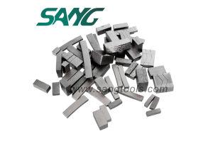 Diamond Tips Segment for Stone Processing (SG-0235) pictures & photos