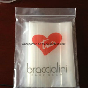 Eco-Friendly Plastic Ziplock Bag with Customized Printing pictures & photos